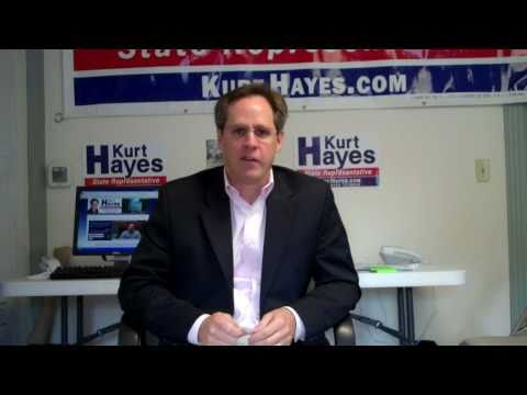 Kurt Hayes for State Representative Web Intro last days