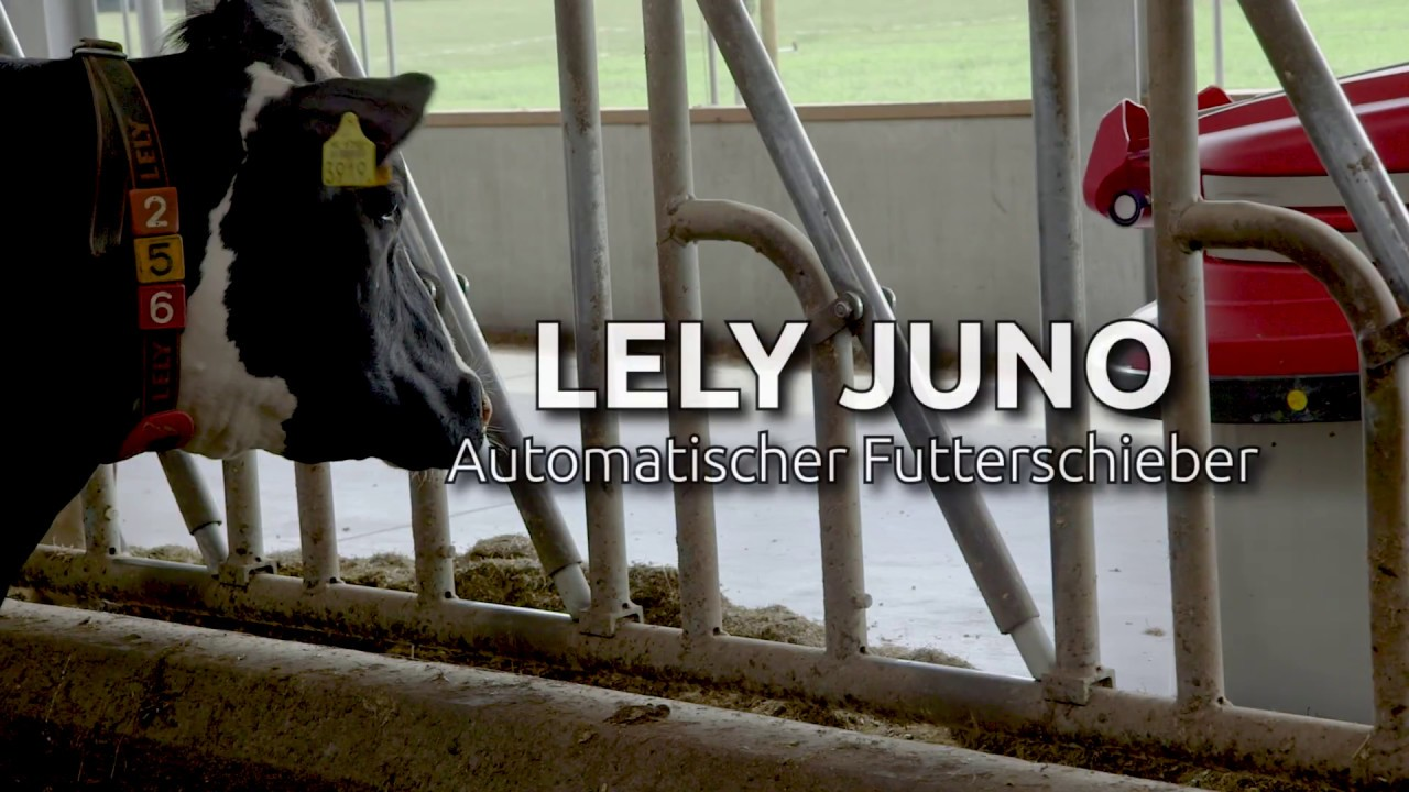 Lely Juno product video - DE