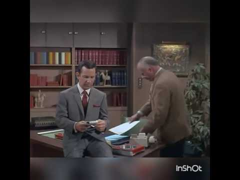 Get Smart - Max Asks The Chief To Borrow $20 Under The ''Cone of Silence''