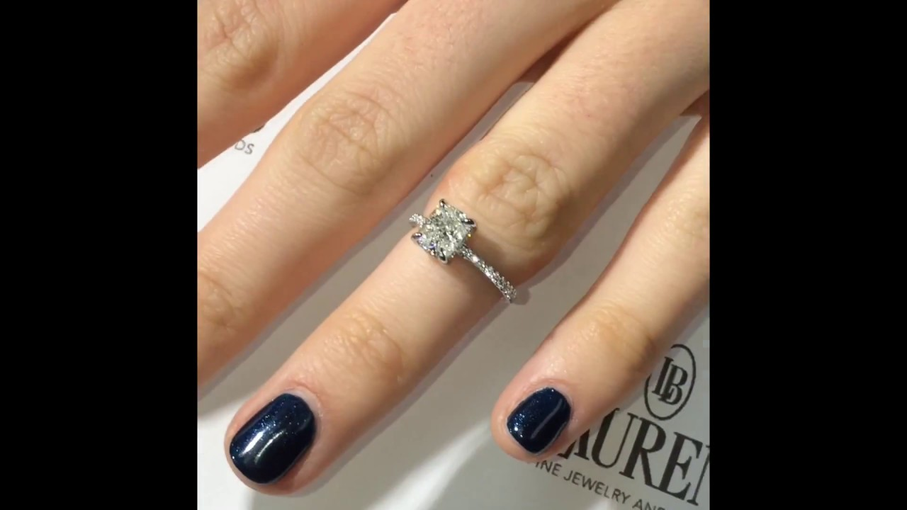 rings radiant rectangular to unique engagement for settings of diamond pertaining inspirations view cut