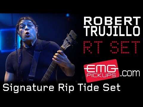 Robert Trujillo EMG Signature Pickup Set
