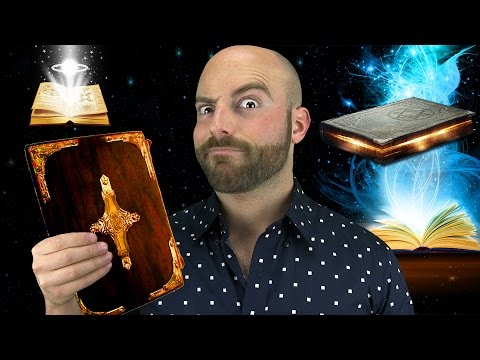 10 Most MYSTERIOUS BOOKS In History!