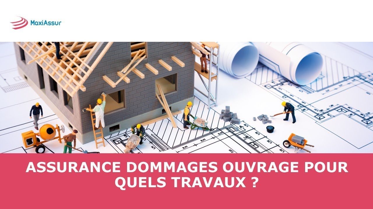 renovation appartement assurance dommage ouvrage
