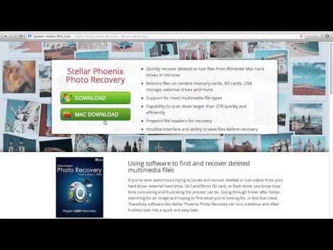 Recover Deleted MP3, WAV, WMA, AIFF, MIDI Files