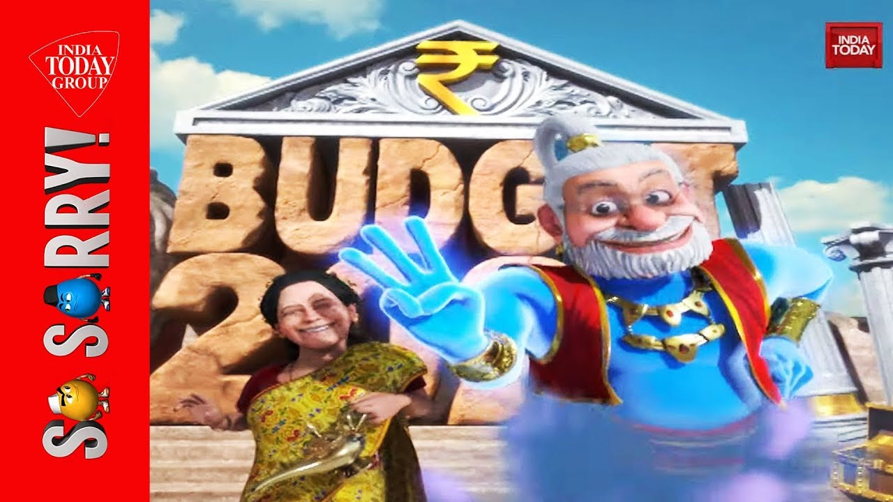 Union Budget 2020: What's New? | So Sorry