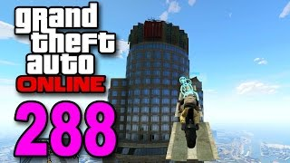 Grand Theft Auto 5 Multiplayer - Part 288 - Crazy Motorcycle Race! (GTA Online Gameplay)