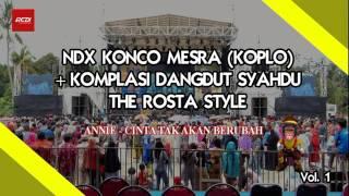 Video NDX Konco Mesra (Koplo Version) + Kompilasi Dangdut Syahdu The Rosta Style 2017 download MP3, 3GP, MP4, WEBM, AVI, FLV Juni 2018