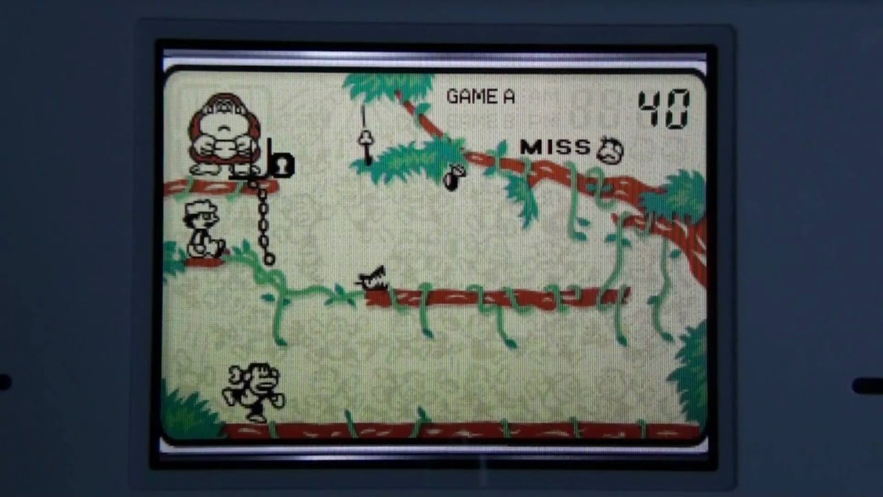 game & watch donkey kong apk