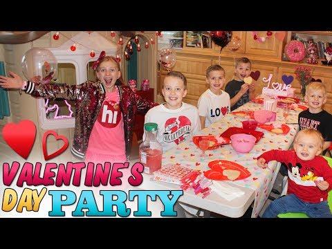 Kids Valentine's Day Party Skit Mp3