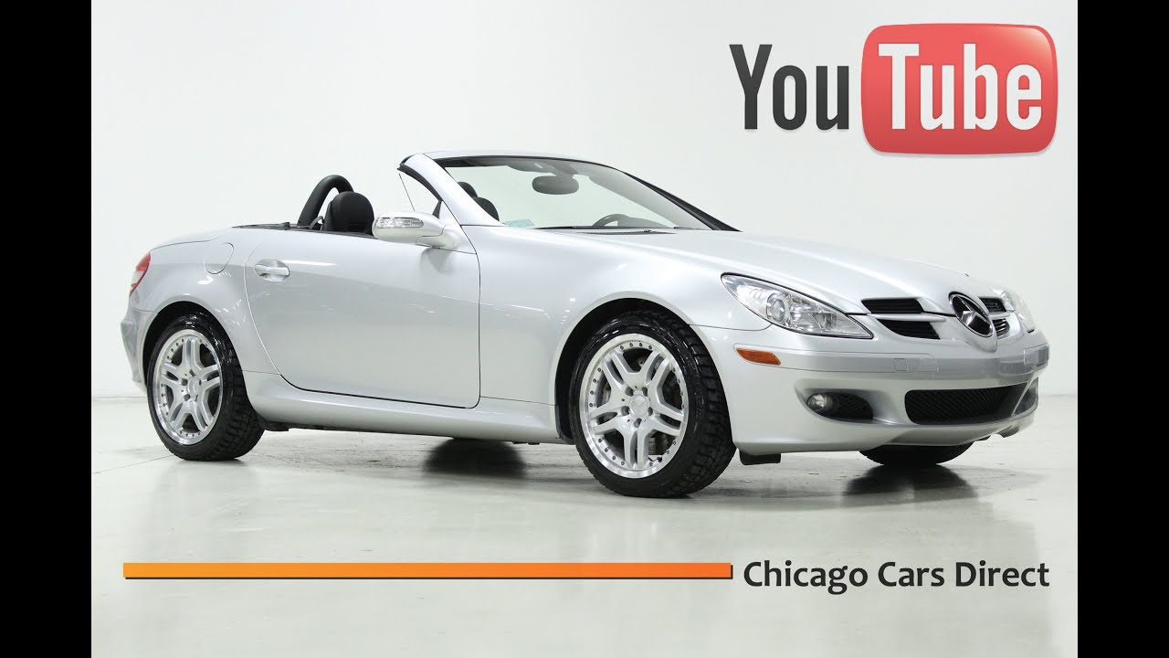 Chicago Cars Direct Presents A MercedesBenz SLK Roadster - Sports cars direct