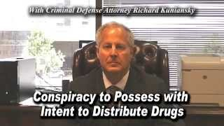 Conspiracy to Possess With Intent to Distribute Drugs- Houston Criminal Lawyer