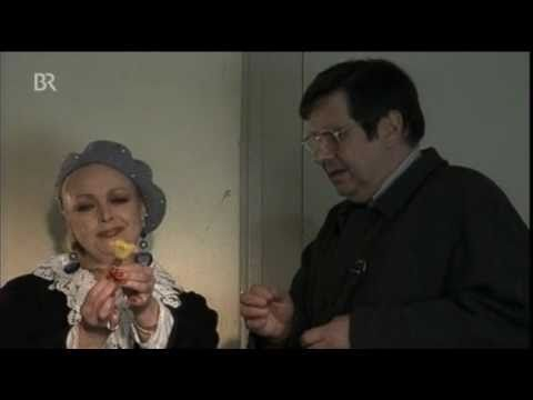 """Barbara Schöne im Film """"Zweikampf"""""""