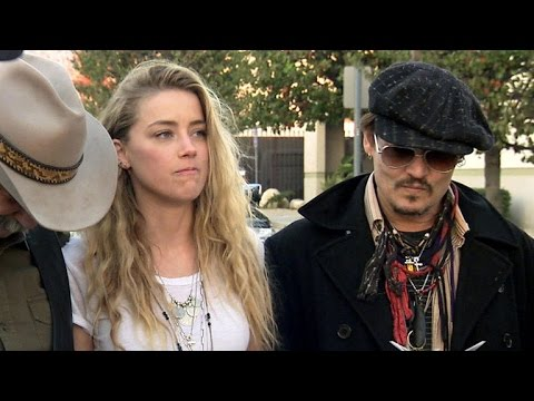 Watch Johnny Depp Prank Amber Heard on † Overhaulin † !