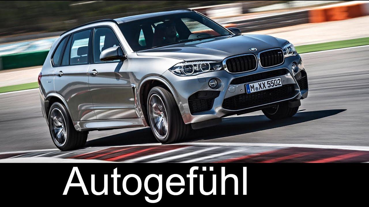 2015 2016 New BMW X5 M Racetrack Sound Exterior Interior