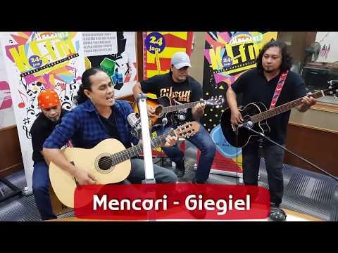 Mencari - Giegiel | Jom Jam Akustik | 28 September 2018