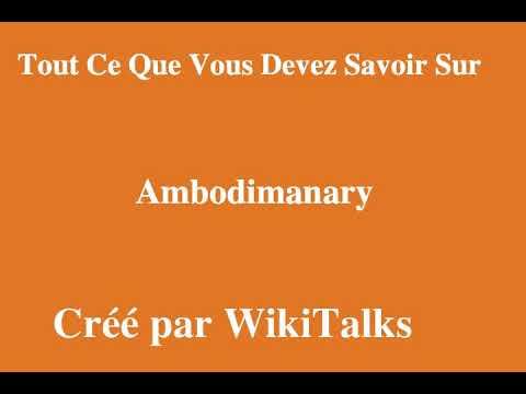 Ambodimanary