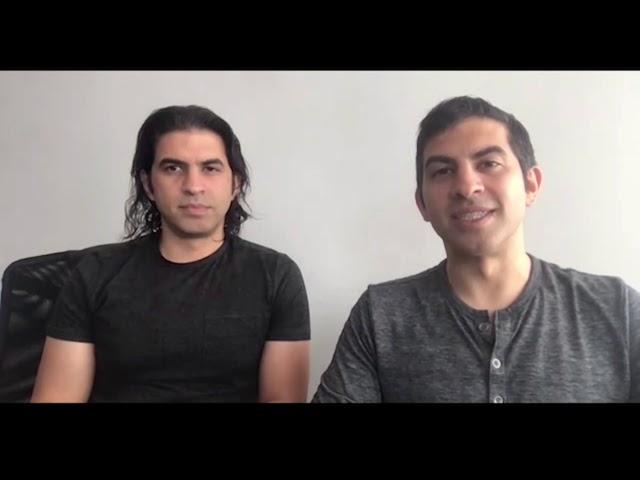 Directors Rajeev Dassani and Elan Dassani - Evil Eye Psychological Thriller on Amazon Prime Video