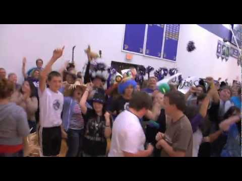 Don't Stop Believin' (Chesapeake High School 2012 LIPDUB)