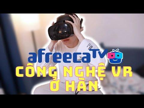 Một Hàn Quốc hoàn toàn khác – Công nghệ Thực tế ảo VR để xem livestream Idol