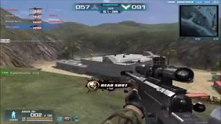 WarRock Bighead Fun -Flamer-  Gameplay 11.01.2018