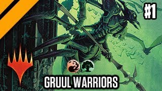 MTG Arena - Bo3 Constructed - Gruul Warriors P1