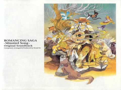 Romancing SaGa -Minstrel Song- OST - 213 - Sacred Domain -Four Guardian Kings  Dungeon-.mp4