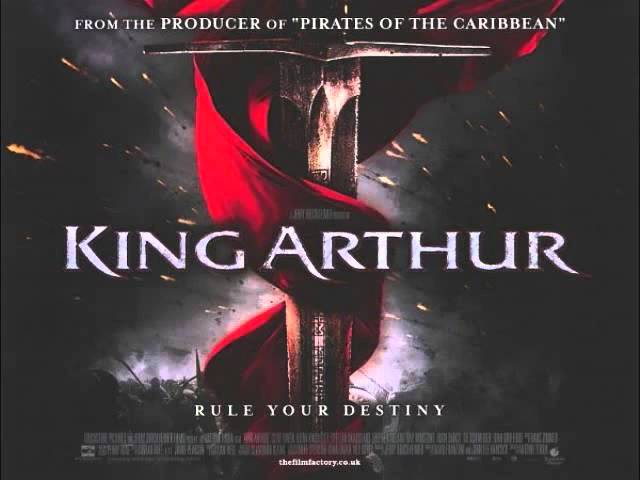 King Arthur OST - 09 - Remember My Face