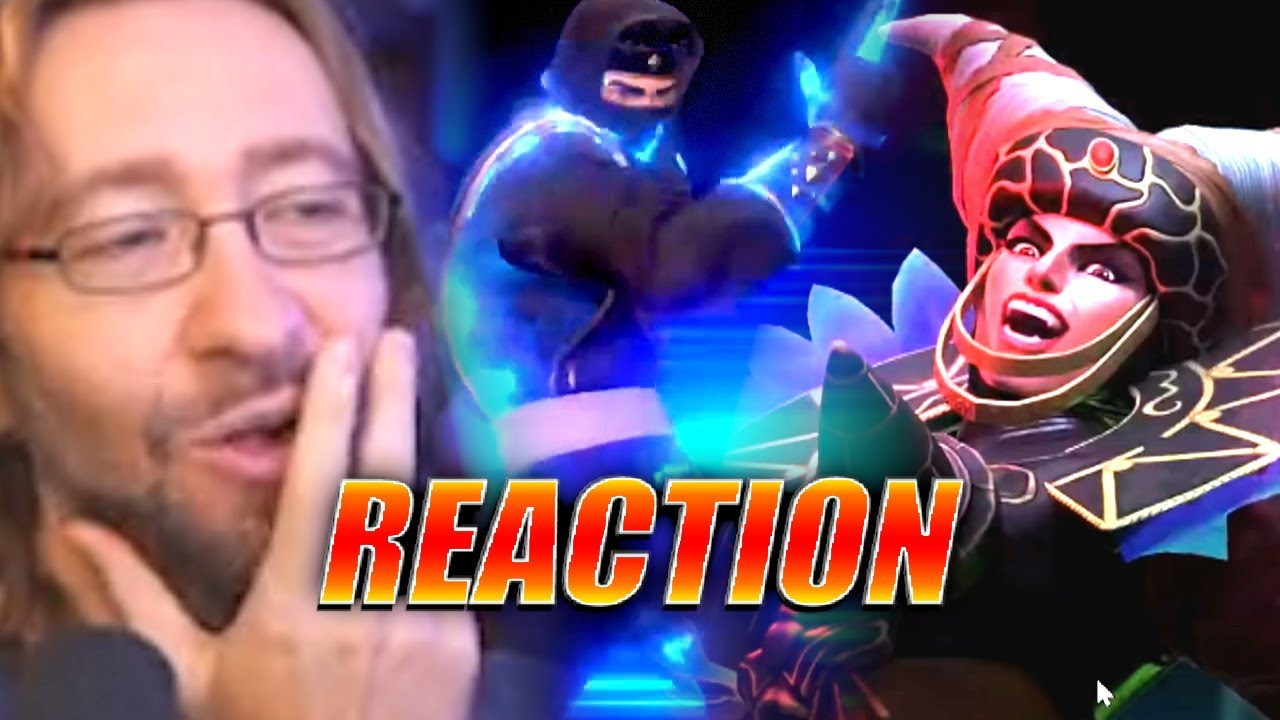 Download MAX REACTS: Power Rangers! Battle for the Grid - Season 4 Trailer