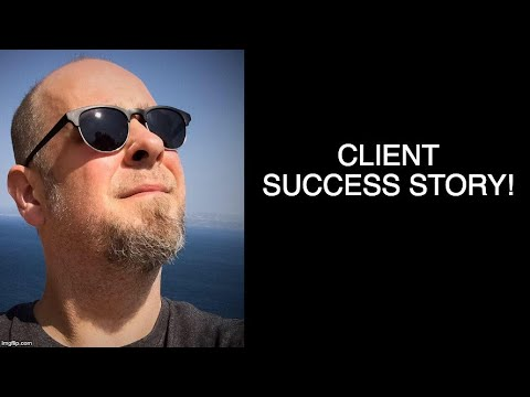Law of Attraction Ex Back Client Success Story!