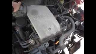 1999 VW Golf 2.0 engine 160k km
