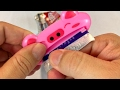 Cute cartoon pig toothpaste squeezer squeezing device by Drhob review