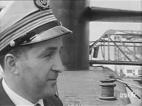 Le Redoutable prend la mer 1969 -Marine Nationale-