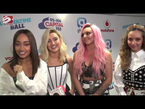 Little Mix, Clean Bandit, Louisa Johnson at Capital's Summertime Ball