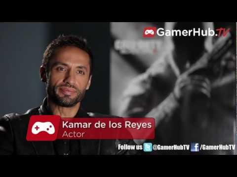 Actor Kamar de los Reyes Talks Call of Duty Black Ops II Villain Raul Menendez