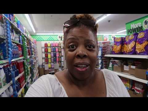 Only Buy Five Items From The Dollar Tree Challenge