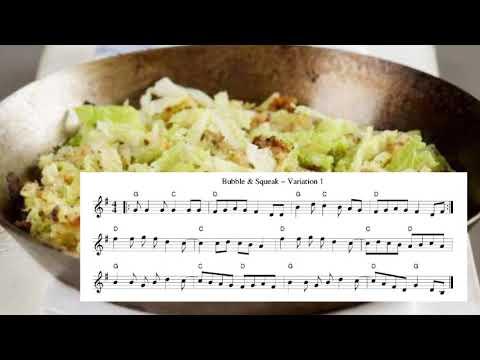 Bubble & Squeak - A Lively Fiddle Tune