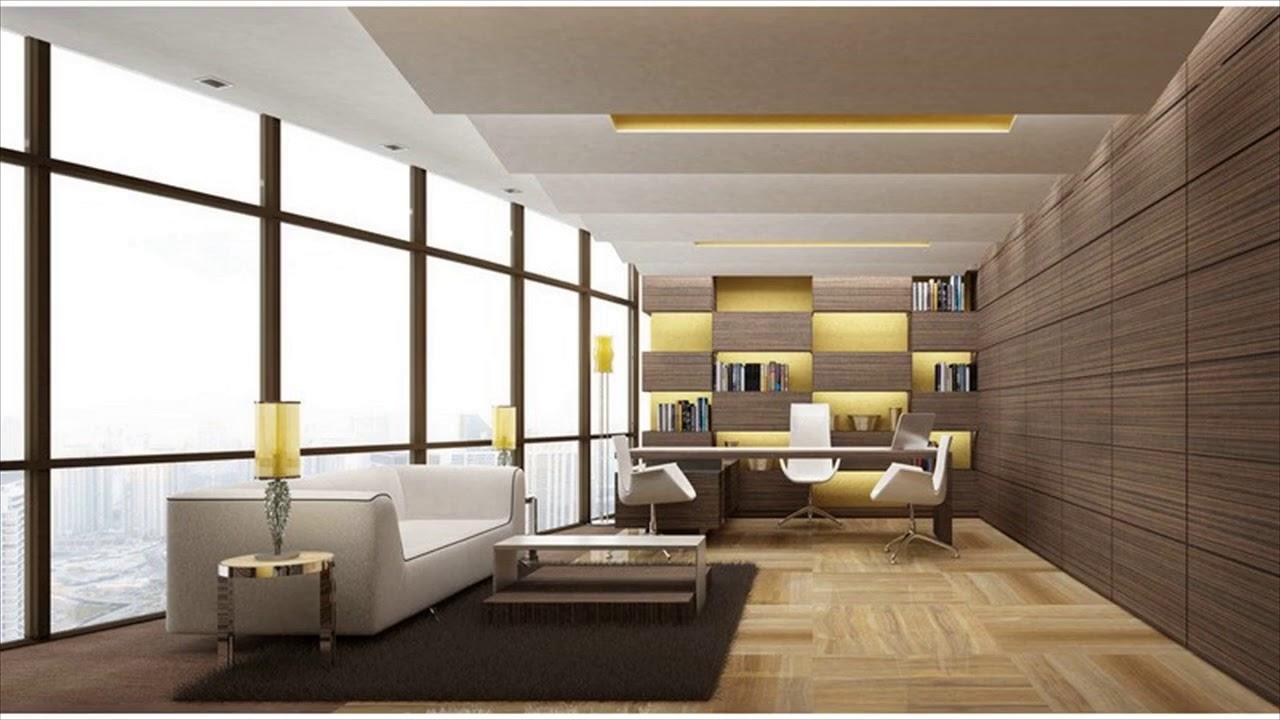 Interior Design For Office Cabin 2018