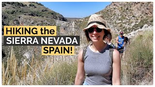 Best day trip from Granada Spain! | Hiking the Sierra Nevada