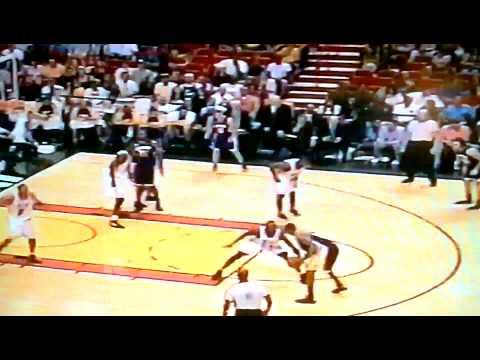 Kobe iso on Ricky Davis