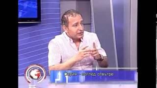 Ситуацията в Сирия: Интервю с др. Малек Насер (Нова Българска Телевизия 11.09.2013)