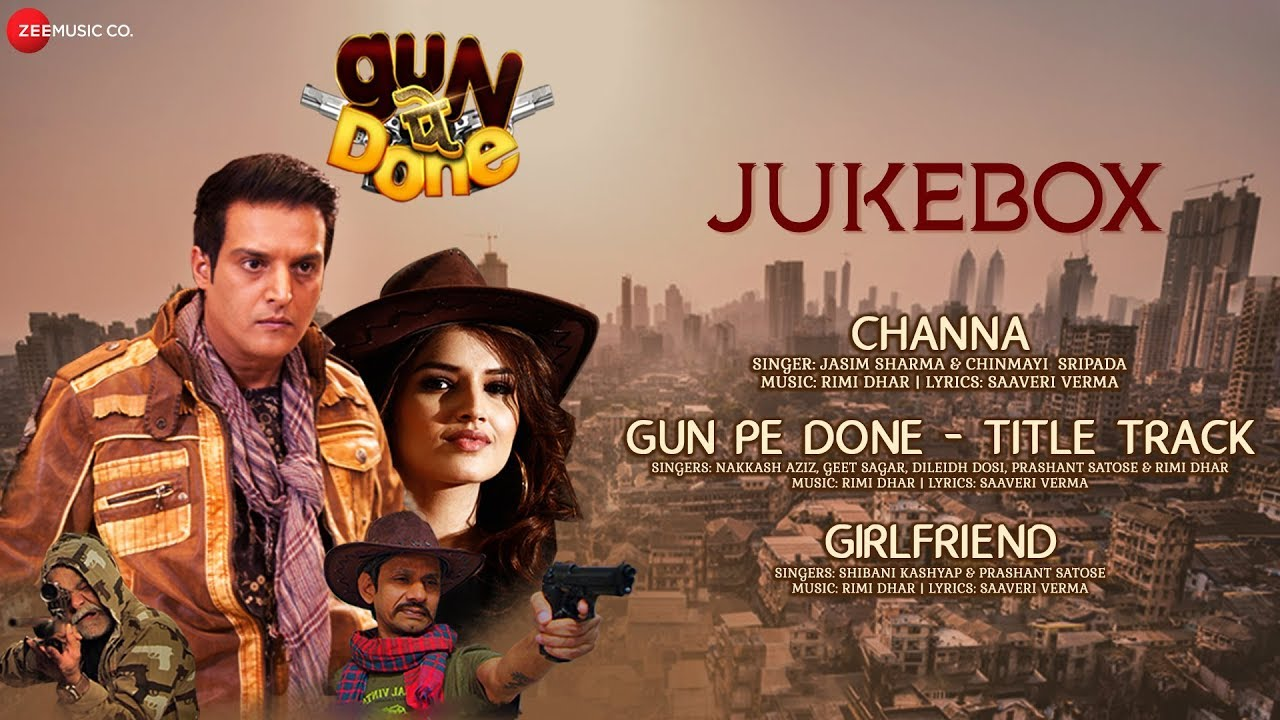 Gun Pe Done - Full Movie Audio Jukebox | Jimmy Shergill, Tara Alisha Berry & Sanjay Mishra