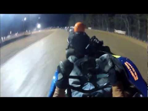 #42 Boo Man - Dawgwood Speedway - Kart Racing