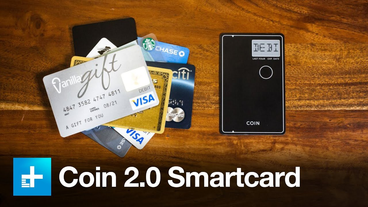 Coin 2.0 Smart card - Review