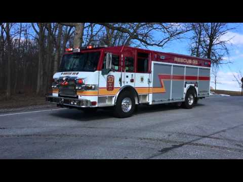 New Oxford Rescue 33 responding