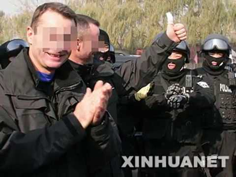 Tribute to Beijing SWAT and Snow Wolf Commando Unit