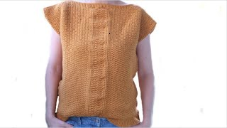 Tricotin - Pull Angel / Sweater Loom Knitting