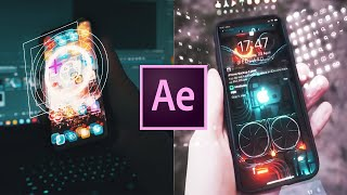 AUGMENTED REALITY iPHONE VFX TUTORIAL ! Adobe After Effects