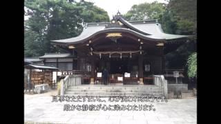 御朱印巡り 【布多天神社】 東京都調布市