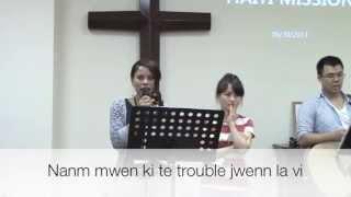 Creole Praise 2013 Part 4