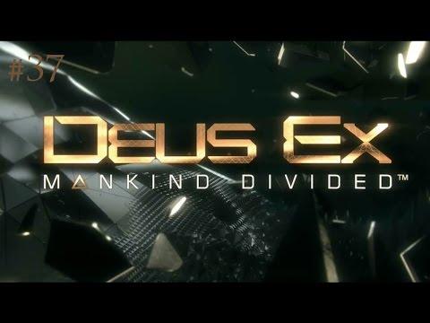 Deus Ex Mankind Divided - Part 37 - Prague on Lockdown
